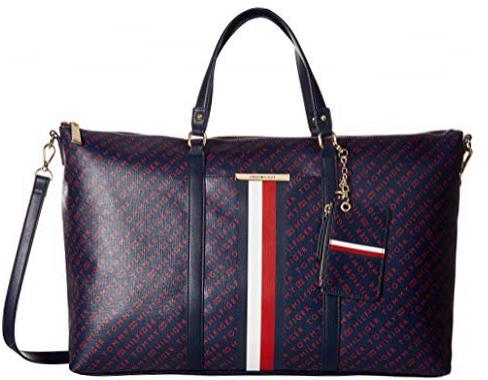 Tommy Hilfiger Dacia sportovní taška s pouzdrem navy   red  903bbea1179