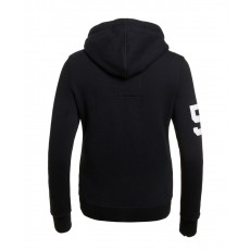 Superdry dámská mikina track and field black