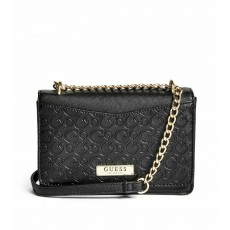 Guess crossbody kabelka Hayden black