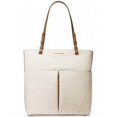 Michael Kors kabelka Bedford large north south tote vanilla