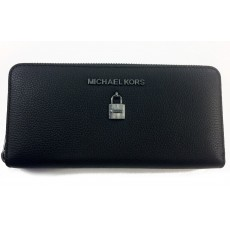 Michael Kors peněženka Giftables Adele leather black