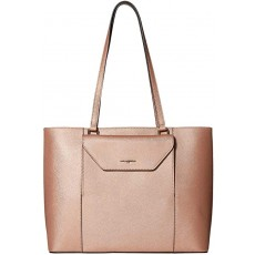 Karl Lagerfeld kabelka Paris tote rose gold