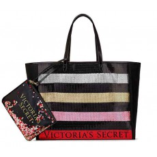 Victoria´s Secret Black friday blink kabelka + sequin pouch