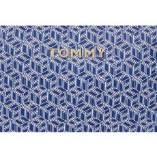 Tommy Hilfiger crossbody iconic Tommy camera blue ink modrá