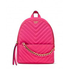 Victoria´s Secret luxe quilt Mini city backpack pink